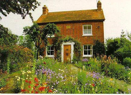 La Casa donde el Dr. Bach desarrolló sus flores para el mundo